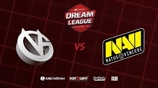 Vici Gaming vs Natus Vincere, DreamLeague Season 11 Major, bo3, game 2 [Jam & Maelstorm]