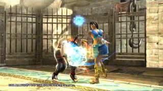 DXG vs. SEN (#2): Anju vs. Yuuki