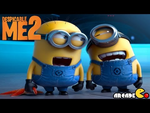 Despicable Me 2: Minion Rush Long Free Play