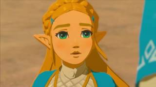 Souvenirs de Zelda Breath of the Wild FR (SPOILER)