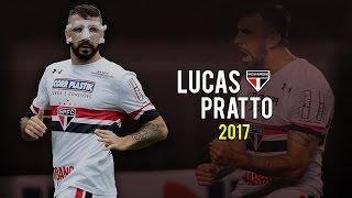 Lucas Pratto ● Gols ● São Paulo FC - 2017