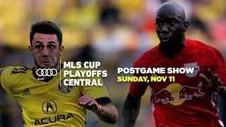 MLS Playoff Central - Postgame Live!