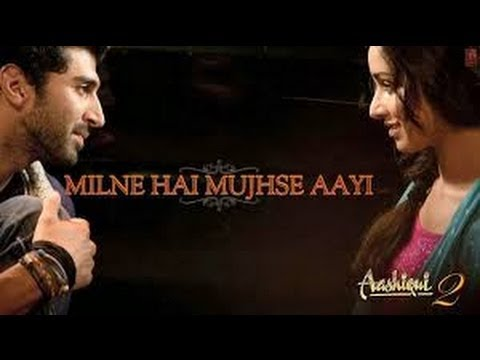Milne Hai Mujhse Aayi (lyrics + Chords) | Instrumental Cover (karaoke) | Aashiqui-2 video