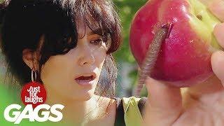 Funny Video | TOP 5 Juicy Fruit Pranks