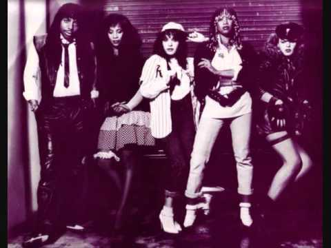 Mary Jane Girls - All Night Long 12 Inch Version