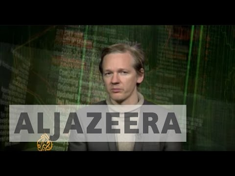Al Jazeera interviews Julian Assange