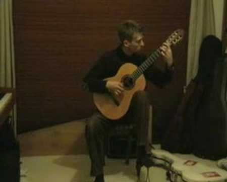 CLASSICAL GUITAR Tedesco Tarantella for Classical Guitar