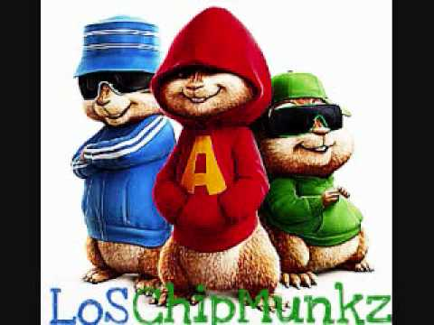 Enrique Iglesias Ft. Akon - One Day At Time (chipmunks Version) video