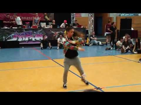 Carmelina | 2. Platz Hg Solo Girls | Dm Hip Hop 2014 video