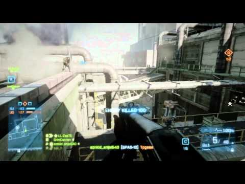 BF3 - Conquest Domination w/ Spas-12