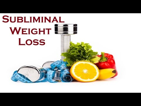Subliminal Weight Loss:  Program Your Mind To Reach & Maintain Your Ideal Weight