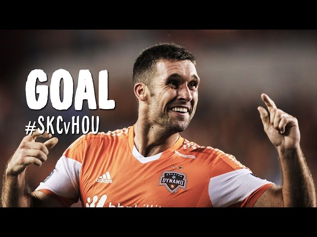 GOAL: Will Bruin cracks in a loose ball to give Houston the lead   Sporting KC vs Houston Dynamo