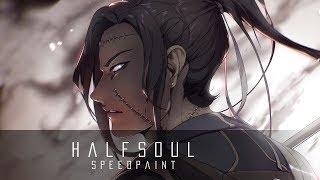 ?Speedpaint? Halfsoul