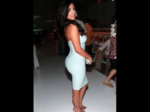 Kim Kardashians Ass