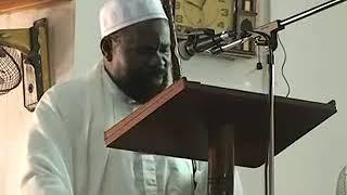 El Adji Aboubacar sana grand imam de ouagadougou
