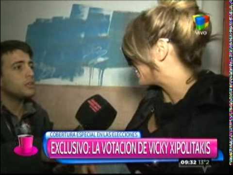 Xipolitakis se metió en la guerra electoral por la falta de boletas