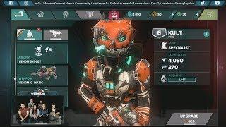 Modern Combat Versus: Meet the Devs! New Agent Skins + Q&A