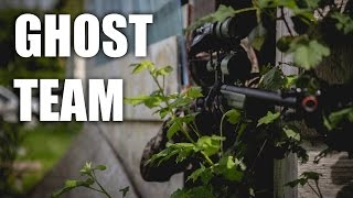 Airsoft Ghost | Sniper Gameplay | Canadian Sniper