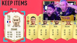 CRAZIEST EVER PACK! FIFA 20 Pack Opening vs Castro!