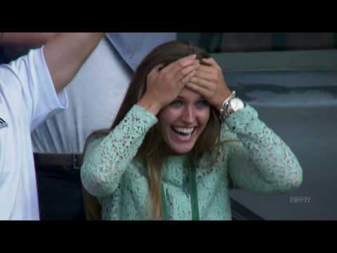 (HD) Tennis Wimbledon 2014 Mens Final Djokovic vs Federer