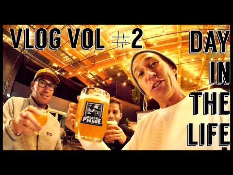 Joey Brezinski Vlog Vol #2 TWS Park & Black Plague