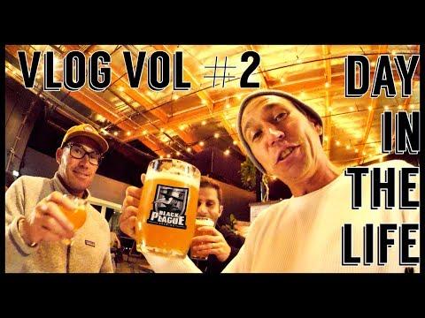 Joey Brezinski Vlog Vol #2 TWS Park & Black Plague