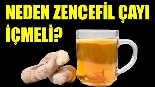 Neden Zencefil Çayı İçmeli?
