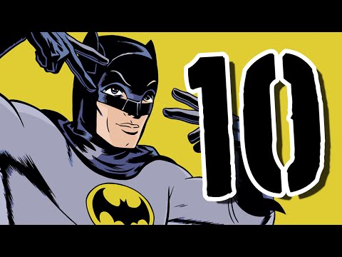 10 Faktów Na Temat BATMANA [feat. DAKANN]