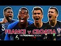 France 4-2 Croatia | World Cup Final with Adebayo Akinfenwa | The Football Social 🏆