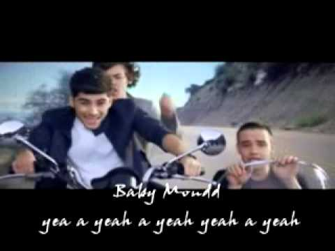 One Direction - Kiss You (magyar) video