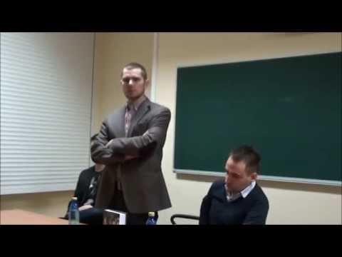 Piotr Zychowicz - Spotkanie Autorskie W Krakowie