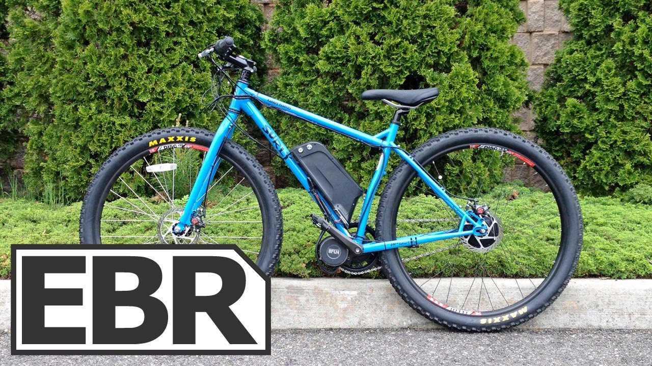 8fun bbs02 video review 750 watt mid drive electric bike. Black Bedroom Furniture Sets. Home Design Ideas