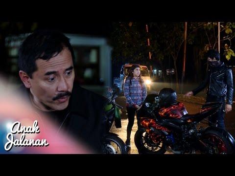 Raya Di Tolong Ghost Rider Saat Di Kejar Wardana [Anak Jalanan] [4 Des 2016]