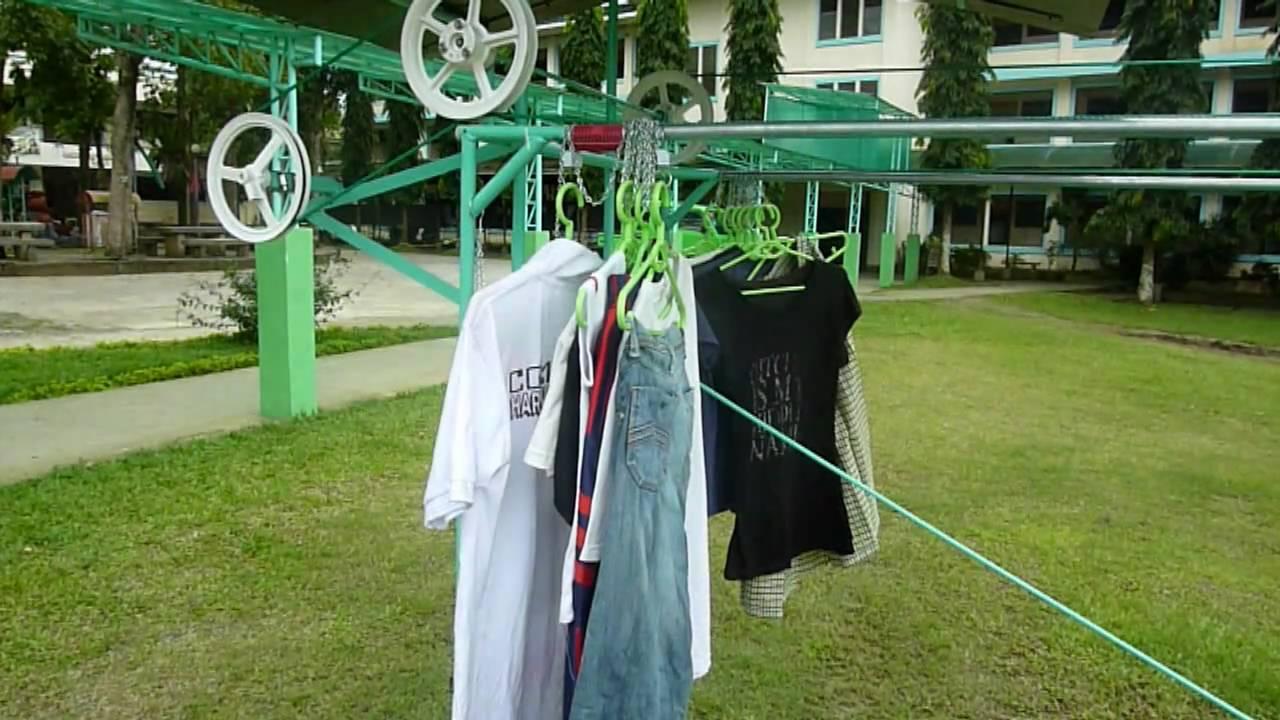 Automatic Clothesline Retrieval System Ndkc Kidapawan