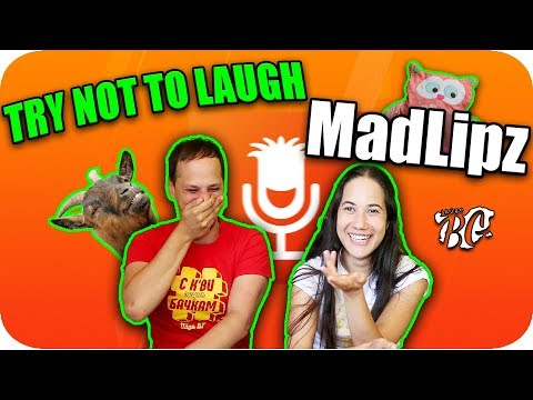 TRY NOT TO LAUGH С MADLIPZ
