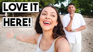 MY FIRST ALL INCLUSIVE RESORT! COSTA RICA VLOG PART 2 - LifeWithTrina