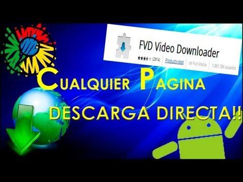 Como Descargar Vieos o Peliculas Online.de Cualquier Pagina Web.(Google Chrome y Opera) :3