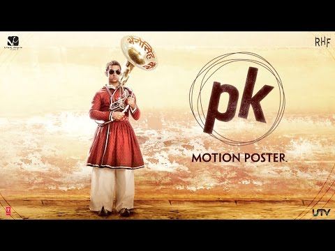 PK Official 2nd Motion Poster I Releasing December 19 2014