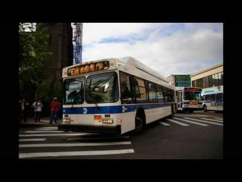 MTA Bus: New Flyer C40LF #200 recording