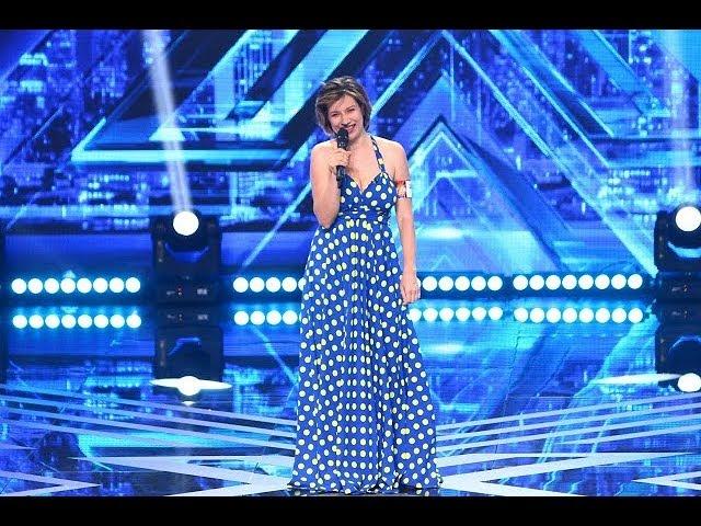 Patricia Kaas - Mon Mec A Mo. Vezi aici cum cântă Marilena Botiș, la X Factor!