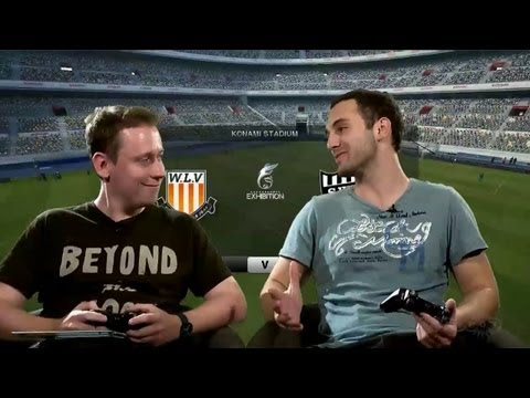 GameSpot Plays Pro Evolution Soccer 2012