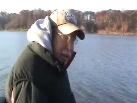 Fall/Winter Crappie Fishing on Lake Shelbyville with Steve Welch