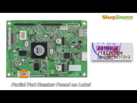 DIY Philips 42PFL3704D/F7 LCD TV Repair: A91H9MMA-001 Digital Main CBA Boards Replacement Tips
