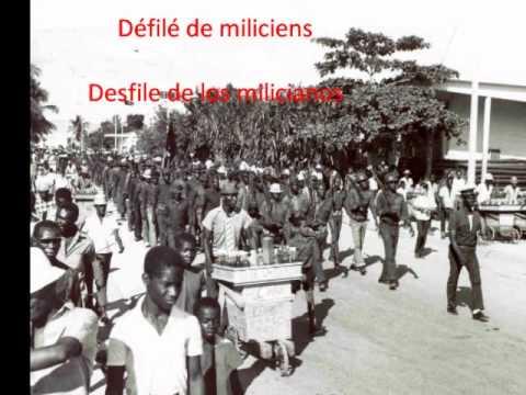 Les Tontons macoutes de François Duvalier