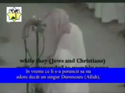 Imam Mekkah Menangis Saat Shalat.. Subhanallah video