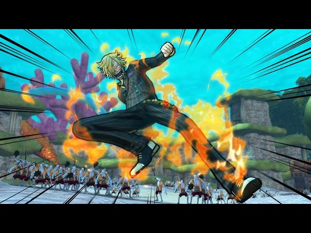 One Piece: Pirate Warriors 3 Jump Festa Trailer