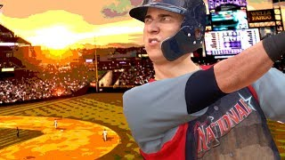 Home Run Derby Vs Mike Trout! MLB The Show 19 Road To The Show #42
