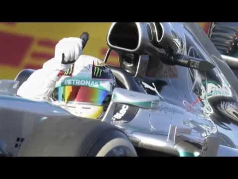 Lewis Hamilton hält Nico Rosberg weiter auf Distanz | Großer Preis von Russland | Formel 1