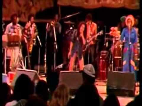 Bob Marley And The Wailers - Ride Natty Ride - Live At Santa Barbara