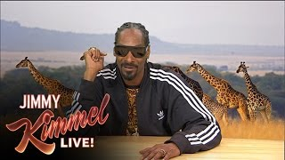 Plizzanet Earth with Snoop Dogg - Snakes & Bats